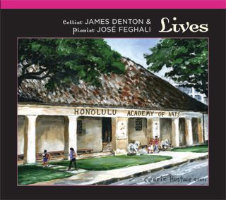 Lives CD Cover